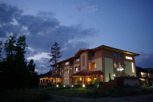 Изработка на сайт за хотел Конак
