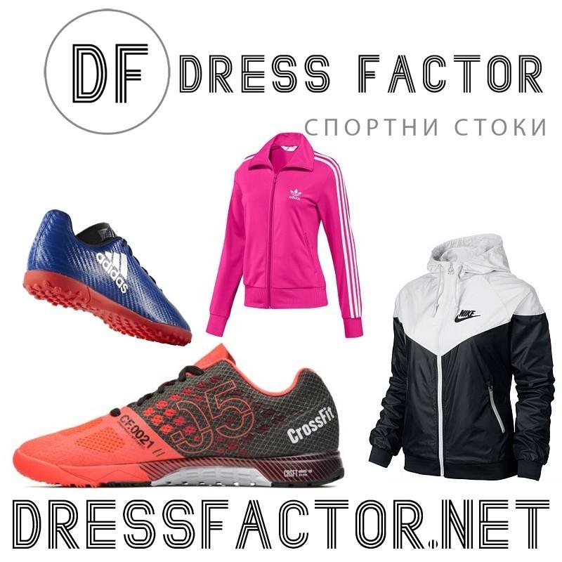 Изработка на онлайн магазин за дрехи DressFactor.net