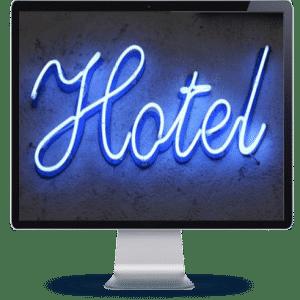 Изработка на сайт за Хотели