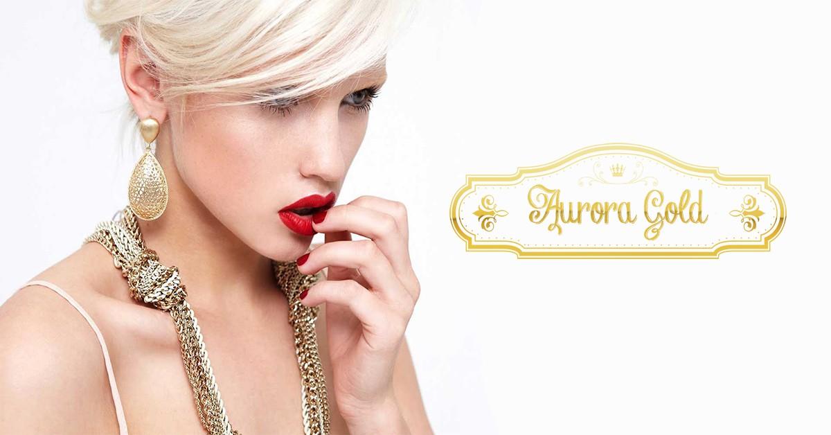 Изработка на онлайн магазин за AuroraGold.top