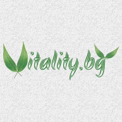 Изработка на лого за онлайн магазин за Vitality.bg