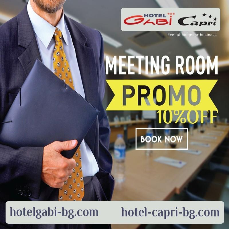 Изработка на сайт за хотел – HotelCapri.BG
