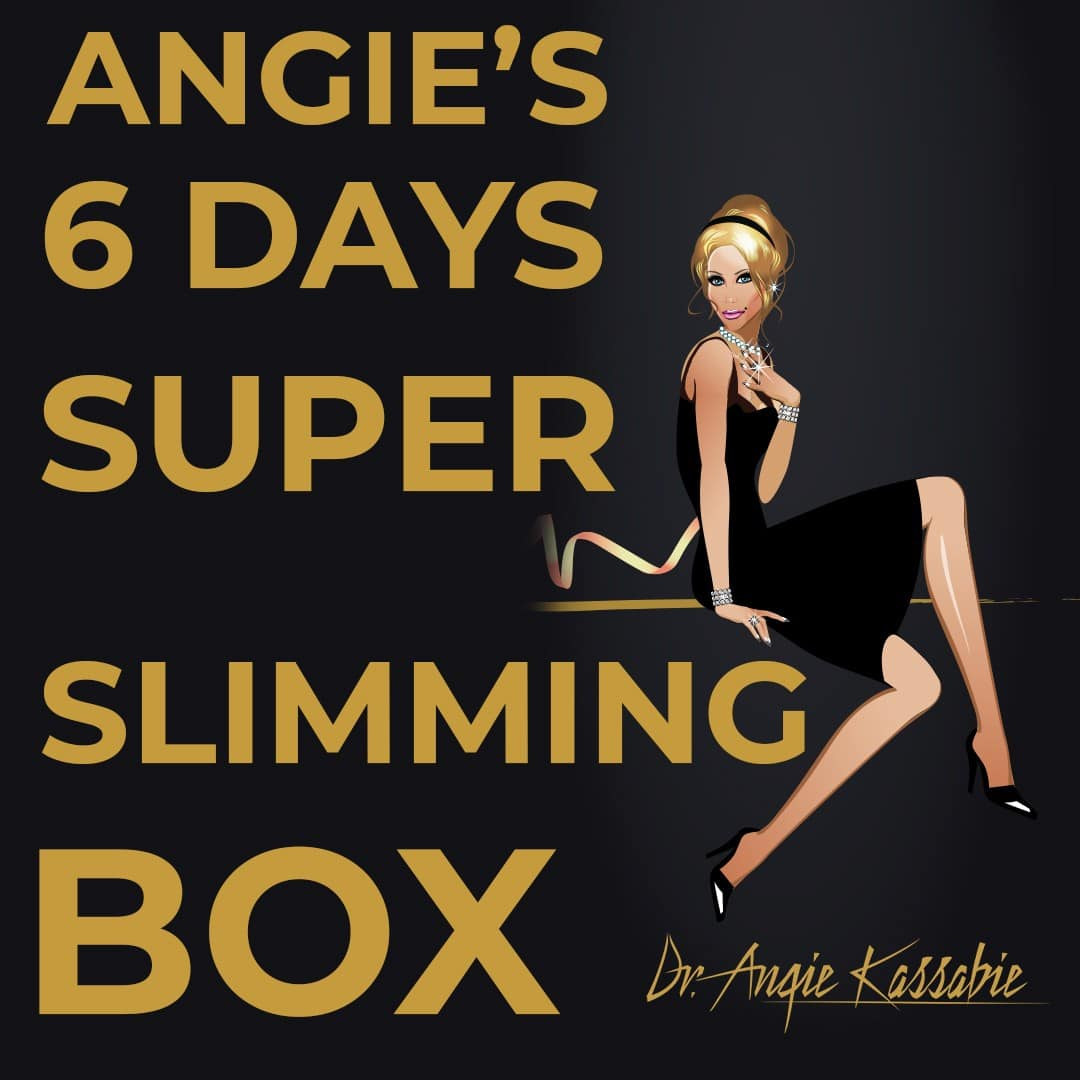 Angie's 6 Days Super Slimming Box