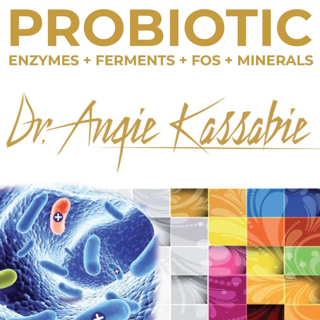 Probiotic Angie Kassabie